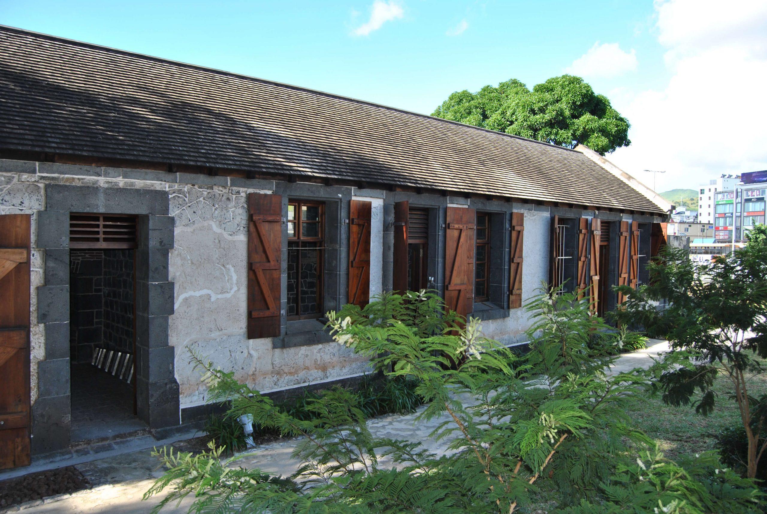 hospital Aapravasi Ghat Port Louis