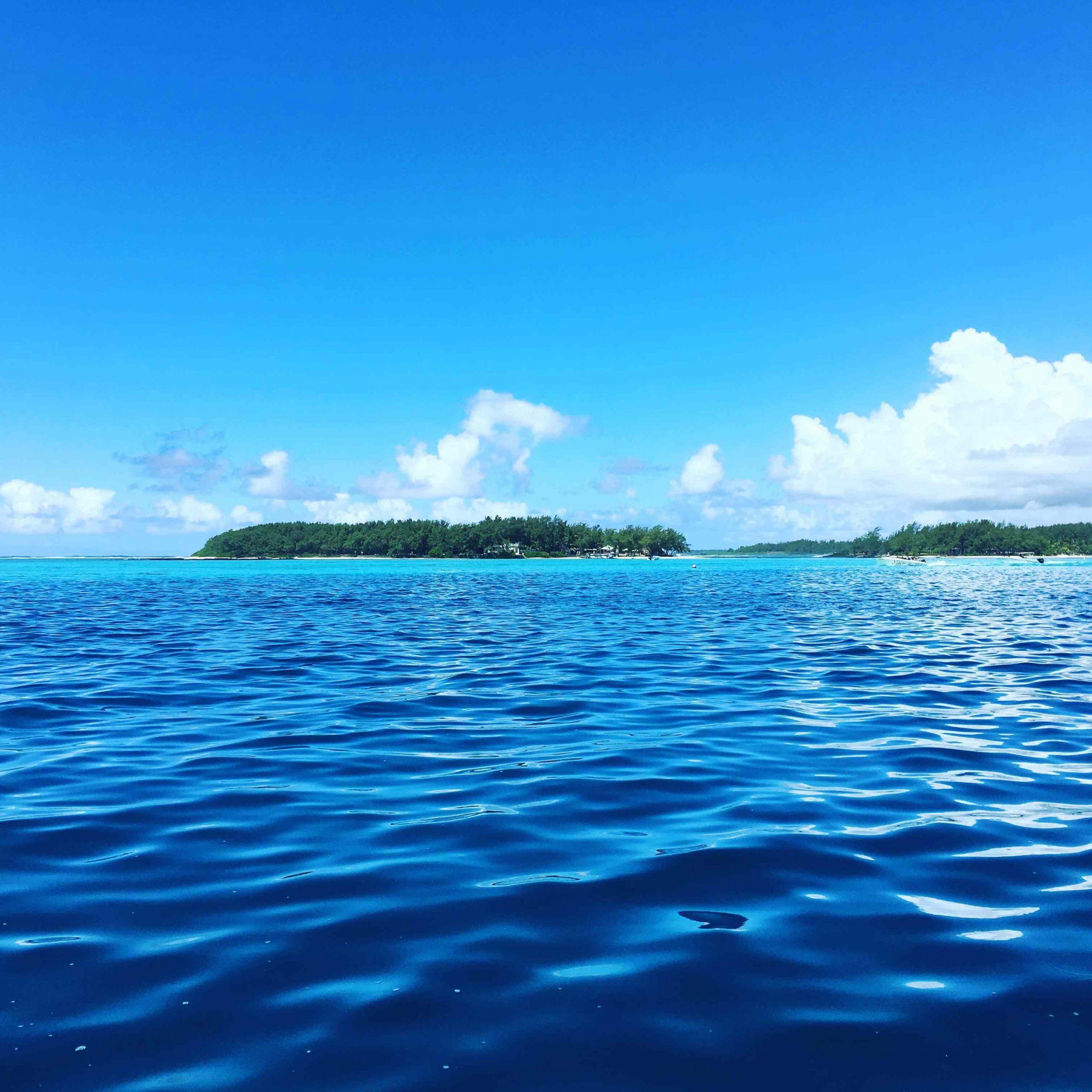 Plage de Blue Bay - Ile Maurice