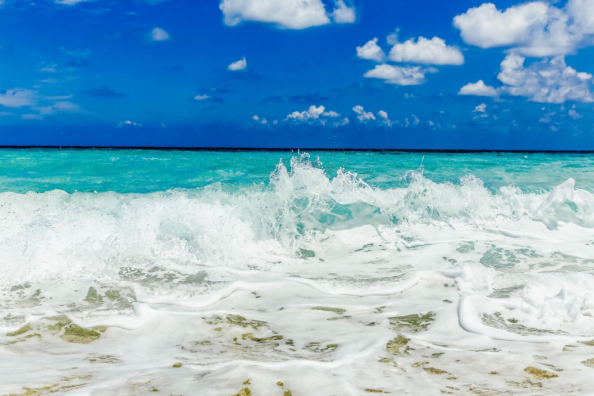 la plage de Pereybère
