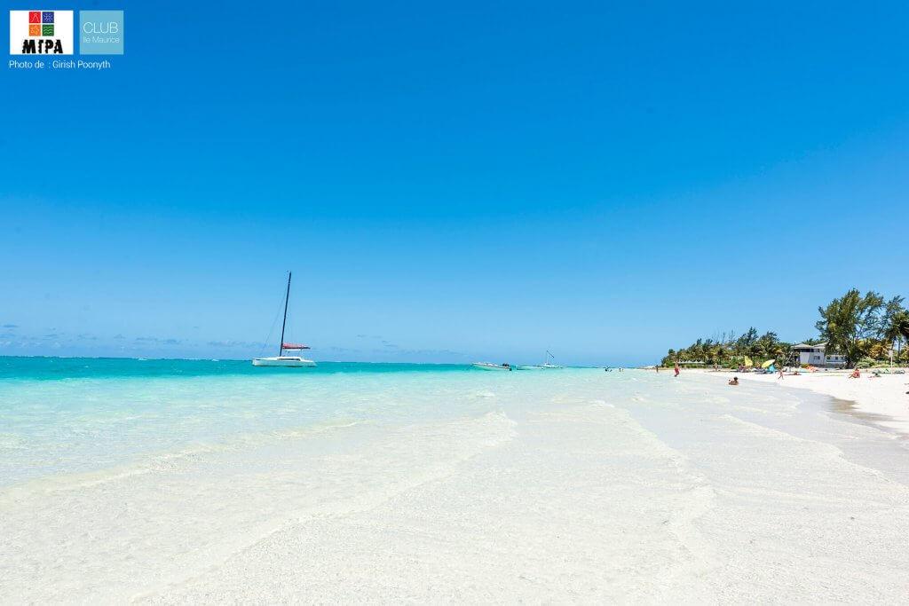 plage de Pointe dEsny ile Maurice