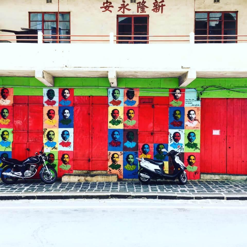 China Town Ile Maurice