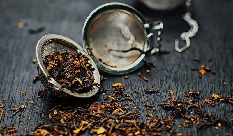 le thé à l'ile Maurice
